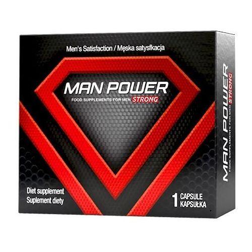 Man Power - Bardzo silna i mocna erekcja