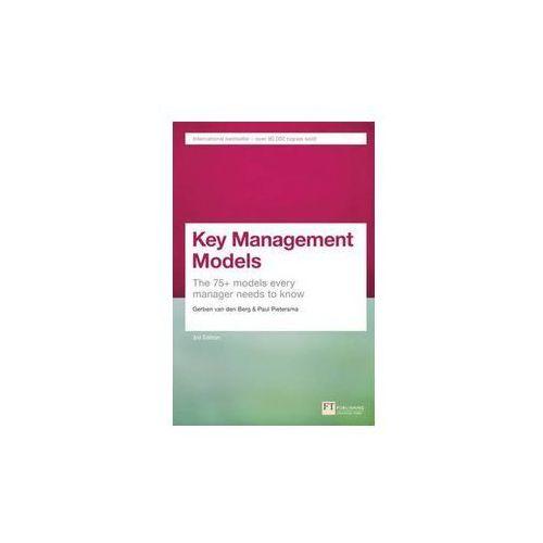 Key Management Models - Wysyłka od 2,99 - porównuj ceny z wysyłką - Wesołych Świąt, FT Publishing International