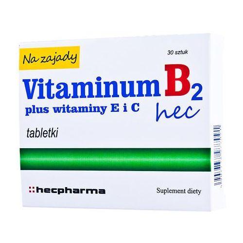 Vitaminum B 2 Hec na zajady tabl. 30tabl. - oferta [251cdf4cb37fd26d]