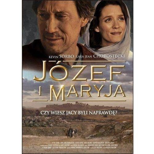Józef i maryja - książka + dvd (płyta dvd) marki Kondrat-media