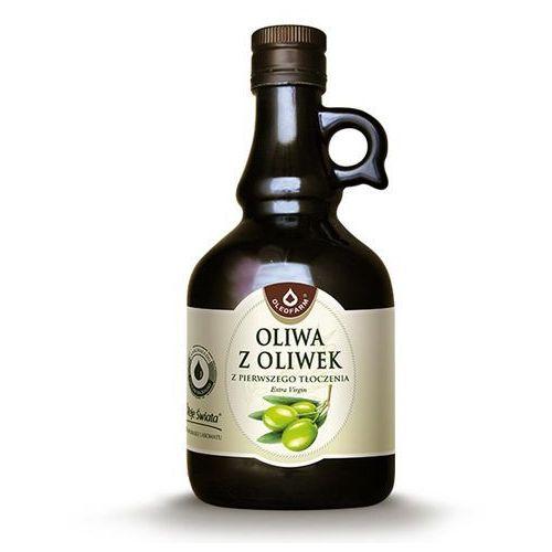 Oliwa z oliwek z pierwszego tłoczenia 500ml