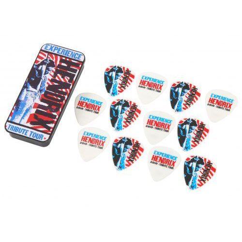 Dunlop jimi hendrix experience tribute tour jhpt09m zestaw kostek
