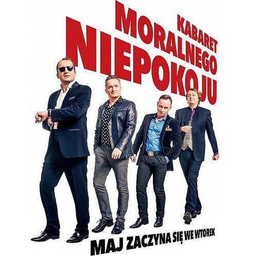 MAJ ZACZYNA SIE WE WTOREK - Kabaret Moralnego Niepokoju (Płyta DVD) (0190295736361)