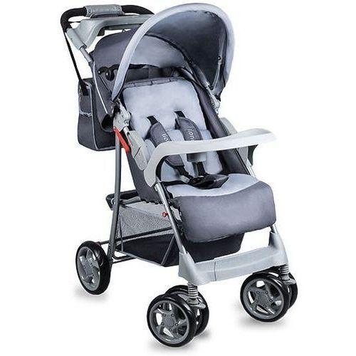 Wózek spacerowy Emma Plus grey, 5_601835