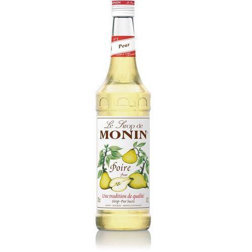 Syrop gruszkowy | 0,7l marki Monin
