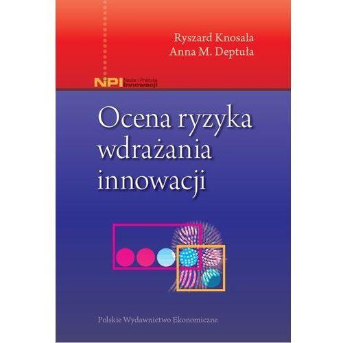 OCENA RYZYKA WDRAŻANIA INNOWACJI (224 str.)