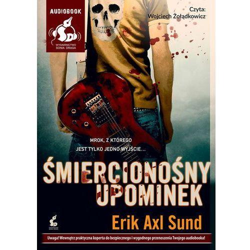 Śmiercionośny upominek - Erik Axl Sund (MP3), Erik Axl Sund