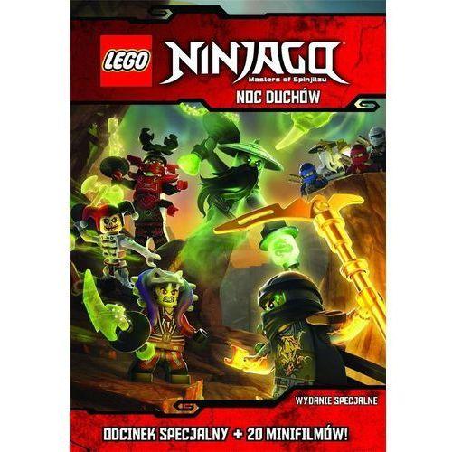 Lego ninjago: noc duchów (wydanie specjalne) (dvd) - różni darmowa dostawa kiosk ruchu (7321997610953)