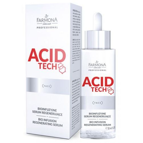 acid tech bioinfusion regenerating serum bioinfuzyjne serum regenerujące marki Farmona