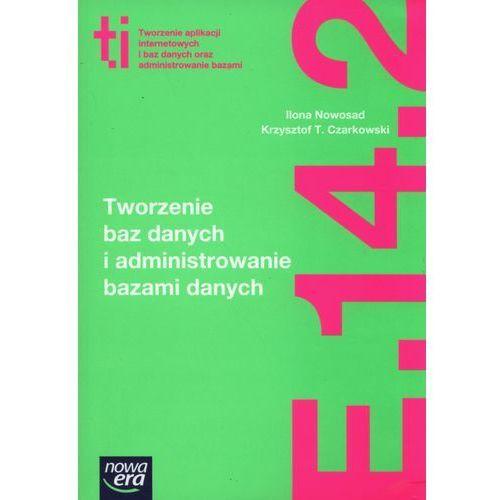 Technik Informatyk LO Tworzenie baz danych ZPiR NE (340 str.)