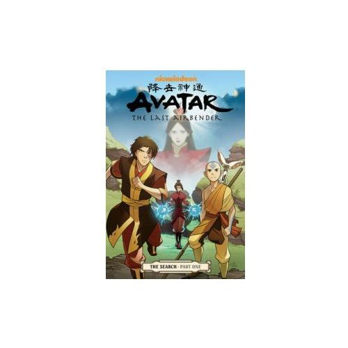 Avatar: The Last Airbender (9781616550547)