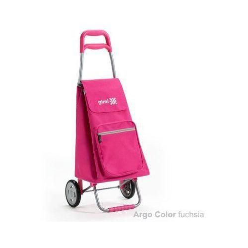 Wózek na zakupy 30kg/45l Argo fuksja (wózek na zakupy)