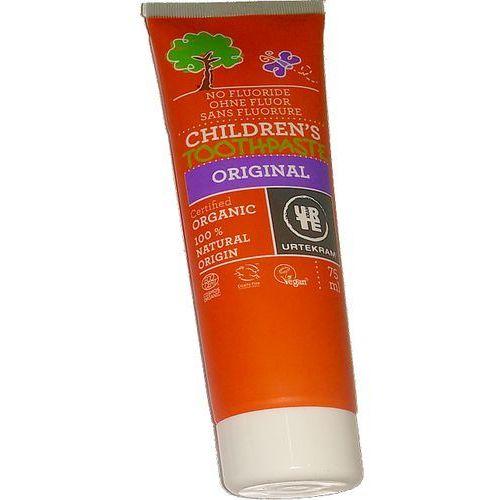 Pasta do zębów dla dzieci BIO 75 ml bez fluoru, 5765228839065