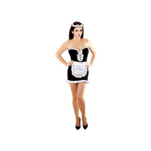 Kostium Sexy Pokojówka - S/M