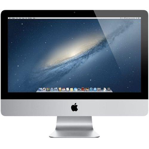 """imac 21,5"""" me086pl/a - core i5 4570r / 21,5 full hd / 8 gb / 1000 / intel iris pro 5200 / os x 10.10 / pakiet usług i wysyłka w cenie, marki Apple"""