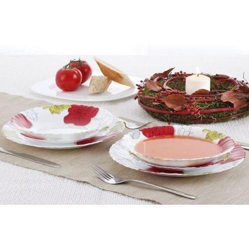 Serwis obiadowy LINA na 6 osób (18 el.) - sprawdź w Garneczki.pl - Wyposażenie Kuchni!