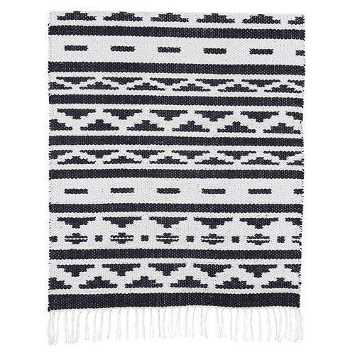 Dywanik NEW INKA, czarno-biały, 60 x 90 cm Hz0138-60x90 - oferta [05614a7a37d5163f]