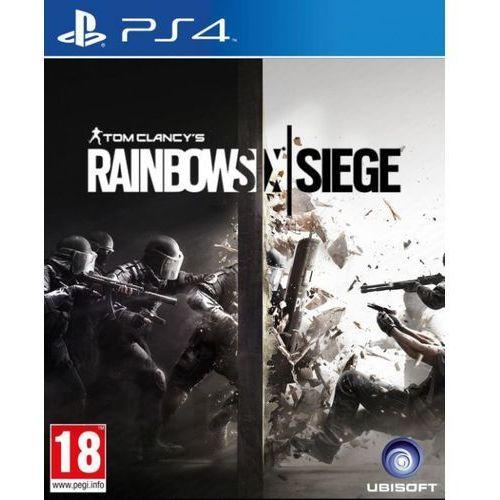 Tom clancy's rainbow six: siege advanced edition pl ps4 marki Ubisoft