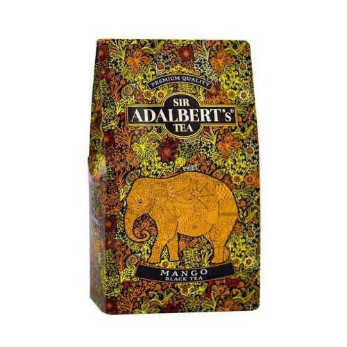 Sir adalbert's tea Sir adalbert's mango black tea 100 g (4798810018433)