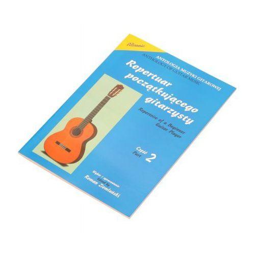 An ziemlański roman ″repertuar początkującego gitarzysty 2″