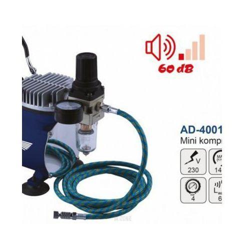 Mini Kompresor Modelarski AD-4001 - produkt z kategorii- aerografy i kompresory