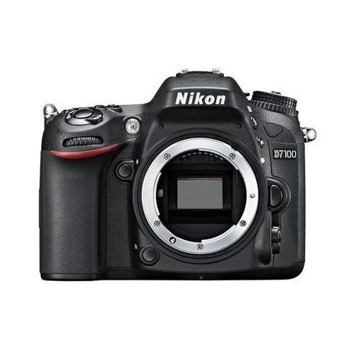 D7100 marki Nikon - lustrzanka cyfrowa