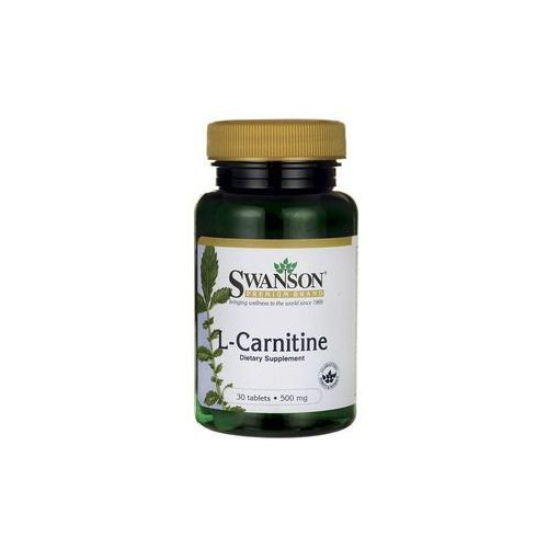 L-karnityna 30 tabletek / 500mg