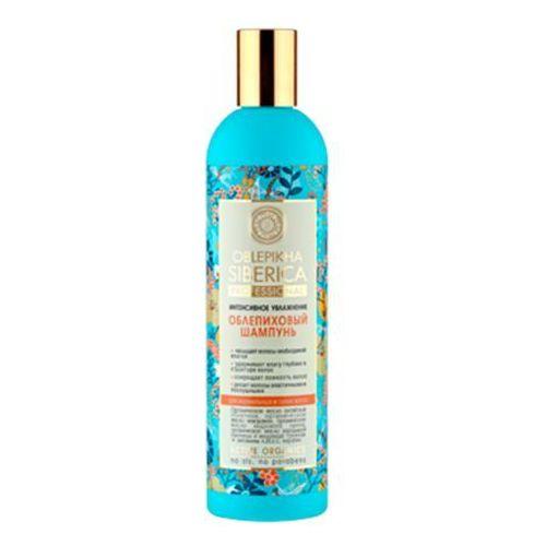 Natura Siberica Professional - szampon rokitnikowy do włosów normalnych i suchych - intensywne nawilżenie - zawilec ałtajski, cladonia śnieżna, olej macadamii, ekstrakt z igieł sosny karłowatej, olej cedrowy, miodunka, olej z rokitnika ałtajskiego - sprawdź w Kosmetyki Naturalne Maya