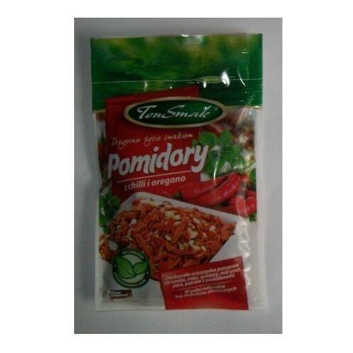 pomidor z chili i oregano 40g marki Tensmak
