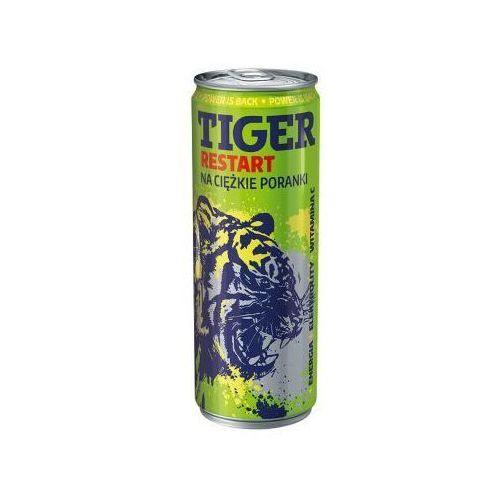 Napój energetyzujący Tiger Restart 250 ml