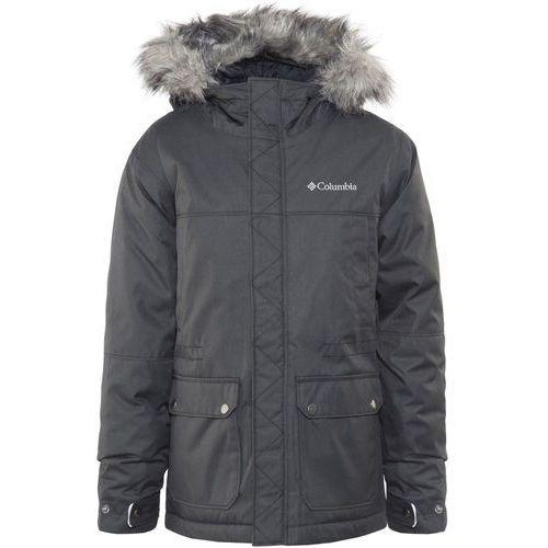 Columbia snowfield kurtka dzieci czarny 140 2018 kurtki narciarskie (0190178926285)