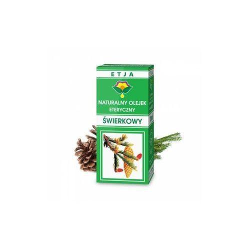 Etja naturalny olejek eteryczny świerkowy 10 ml