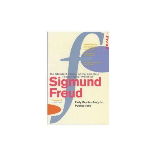 Complete Psychological Works Of Sigmund Freud, The Vol 3 (9780099426547)