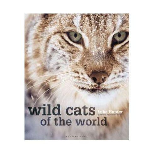 Wild Cats of the World, Luke Hunter