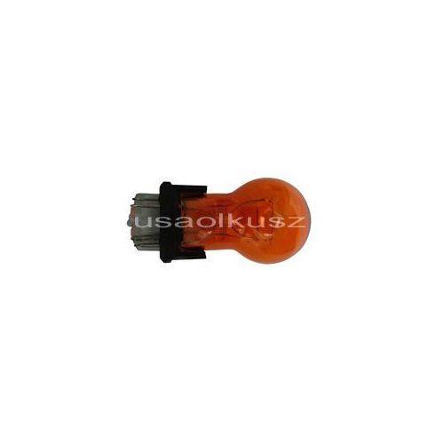 Żarówka pomarańczowa dwuwłóknowa 3157na p27/7w amber w2,5x16q marki Cnd