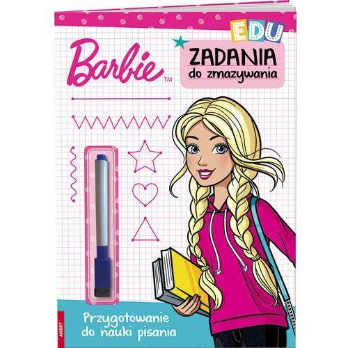 Barbie Zadania do zmazywania - Jeśli zamówisz do 14:00, wyślemy tego samego dnia. (9788325330378)