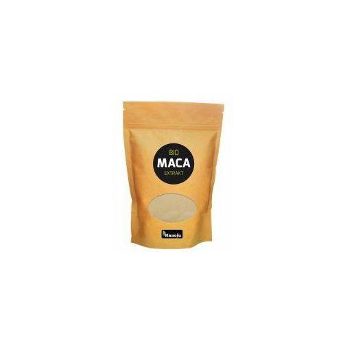 Hanoju Organiczna maca 4:1 ekstrakt, 500 g