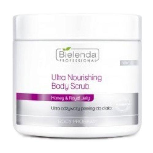 Bielenda professional ultra nourishing body scrub ultra odżywczy peeling do ciała