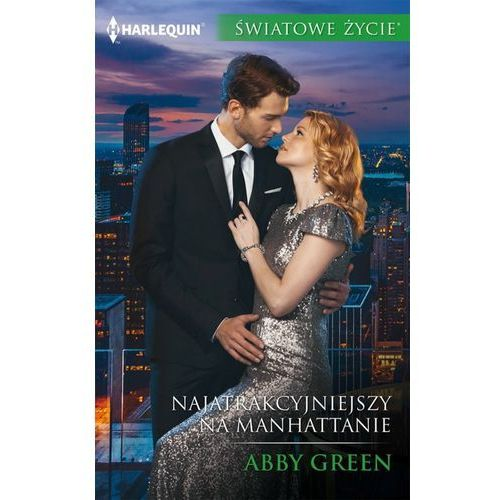 Najatrakcyjniejszy na Manhattanie - Abby Green (MOBI), Harlequin
