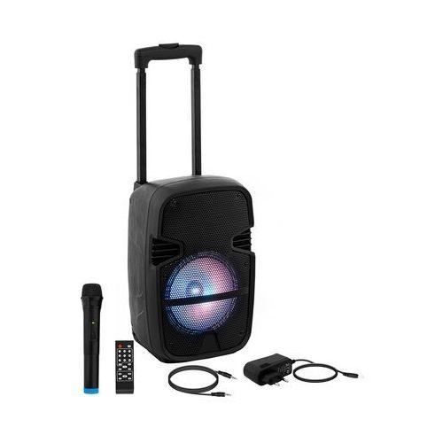 głośnik przenośny - rms 15 w - bluetooth - mikrofon con.pas8-01 - 3 lata gwarancji marki Uniprodo