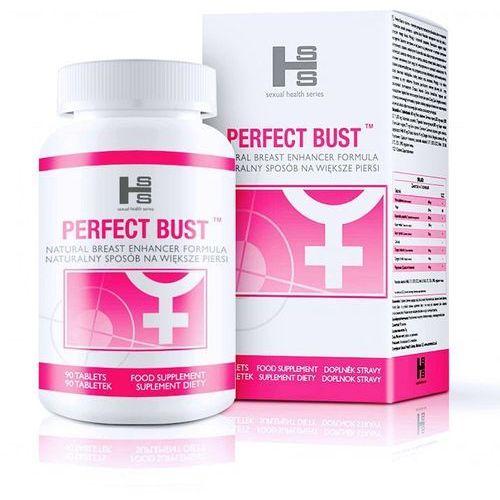 Sexual health series Perfect bust - tabletki naturalnie powiększające biust (5907632923118)