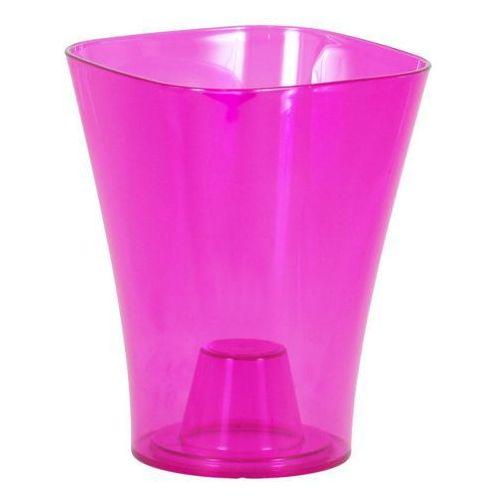 Plastikowy pojemnik na storczyki, jasnofioletowy, 2 szt. - oferta [455fdfa68f33a555]
