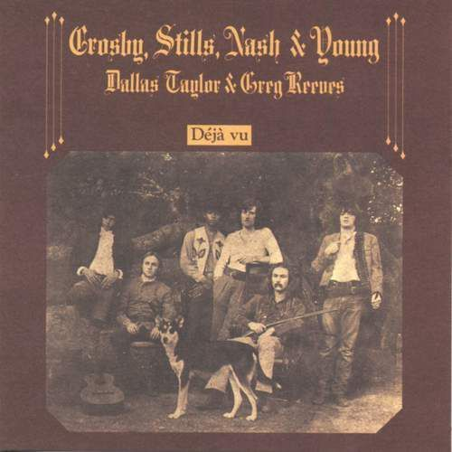 Warner music / atlantic Deja vu - crosby,stills,nash&young (płyta cd)
