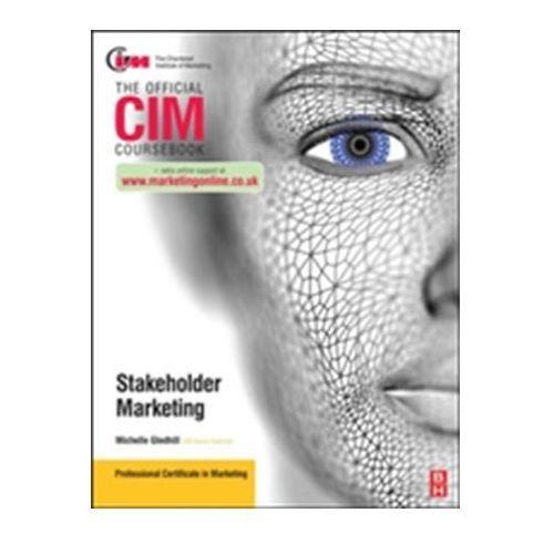 CIM Coursebook Stakeholder Marketing (9780080966267)