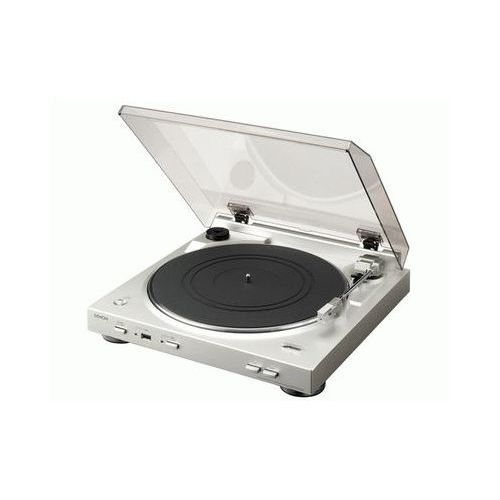 Denon DP-200USB Automatyczny gramofon analogowy z koderem mp3 2 KOLORY