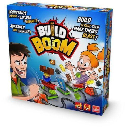 Gra build or boom - darmowa dostawa od 199 zł!!! marki Goliath