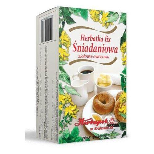 Herbatka fix Śniadaniowa x 20 saszetek