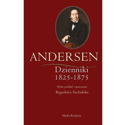 Dzienniki H.Ch.Andersen (9788372789426)