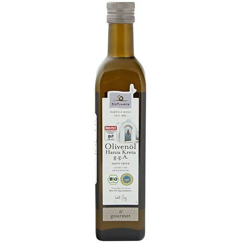 BIO PLANETE 500ml Oliwa z oliwek Extra Virgin Kreta Bio (Oleje, oliwy i octy)