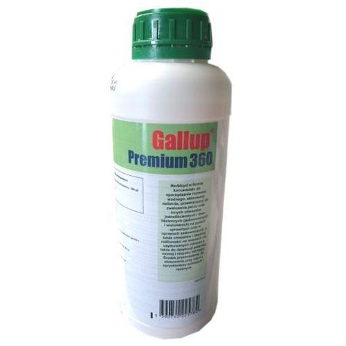 Gallup premium 360 sl 1l (produkt referencyjny roundup 360 sl) wyprodukowany przez Barcley